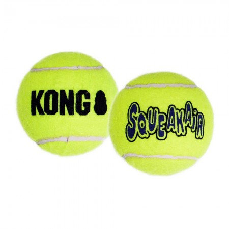 KONG Air Dog Squeakair Tennis Balls alternate img #2