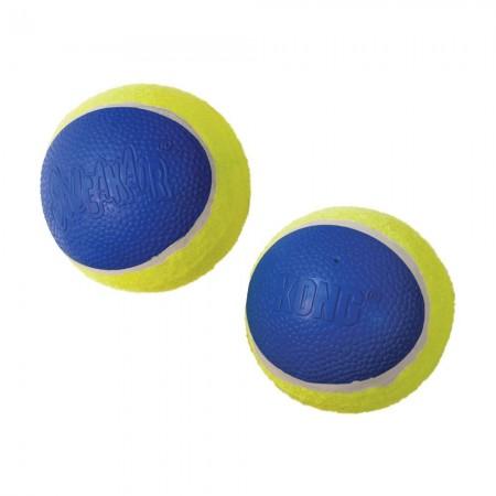 KONG Ultra Squeakair Ball Dog Toy alternate img #2