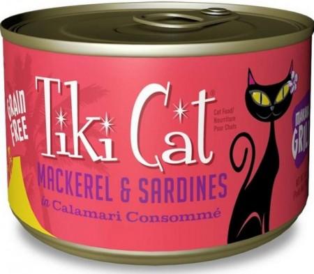 Tiki Cat Mackerel & Sardines Cat Food alternate img #1