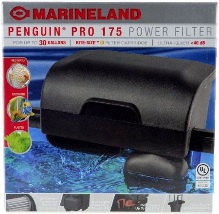 Marineland Penguin PRO Power Filter alternate img #1