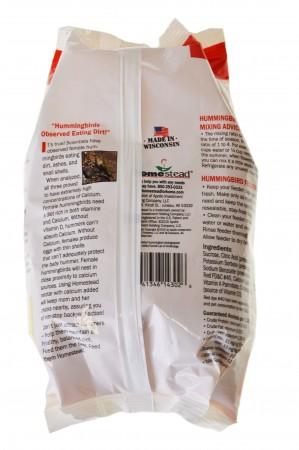 Homestead Hummingbird Red Nectar Sugar Concentrate Powder alternate img #3