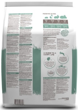 Supreme Selective Naturals Grain Free Rabbit Food alternate img #2