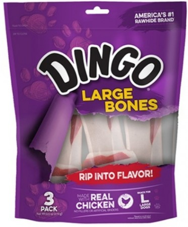 Dingo Large Bones with Real Chicken alternate img #1