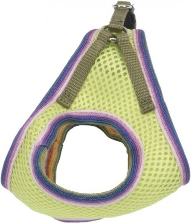 Li'L Pals Lime Harness with Mutli-Color Lining alternate img #1