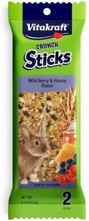 Vitakraft Wild Berry & Honey Flavor Crunch Sticks alternate img #1