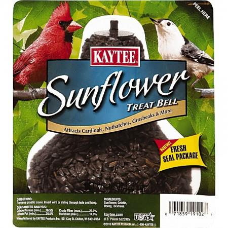 Kaytee Sunflower Treat Bell for Wild Birds alternate img #1