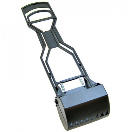 Four Paws Allens Spring Action Scooper for Grass alternate img #1