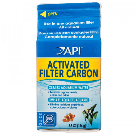 API Activated Filter Carbon alternate img #1