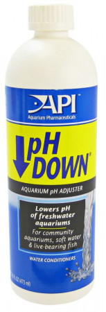 API pH Down Aquarium pH Adjuster alternate img #1
