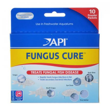 API Pro Series Fungus Cure Fish Medication Powder alternate img #1