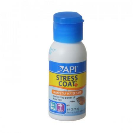 API Stress Coat + Fish & Tap Water Conditioner alternate img #1