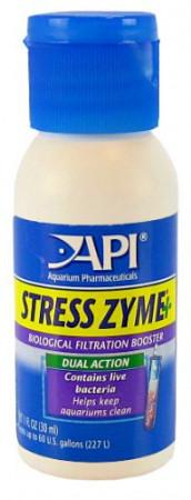 API Stress Zyme Plus Bio Filtration Booster alternate img #1