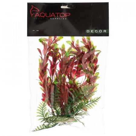 Aquatop Hygro Aquarium Plant - Red & Green alternate img #1