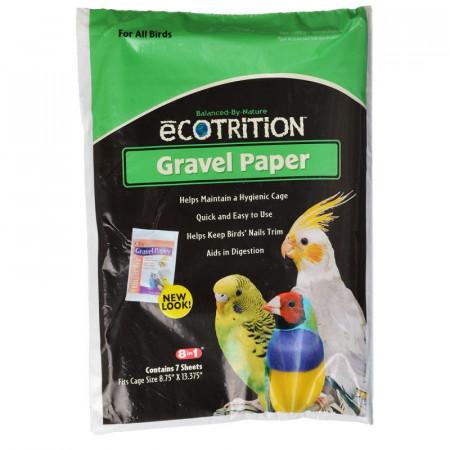 Ecotrition Gravel Paper for All Birds alternate img #1