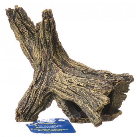 Blue Ribbon Exotic Environments Driftwood Basking Den Naturalistic Ornament alternate img #1