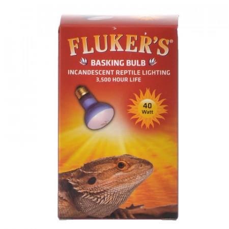 Flukers Basking Bulb Incandescent Reptile Light alternate img #1