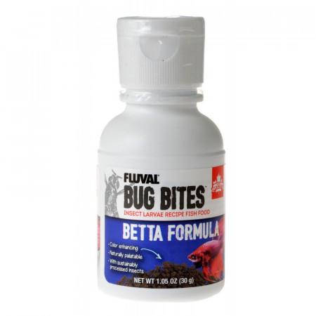 Fluval Bug Bites Betta Formula Granules alternate img #1