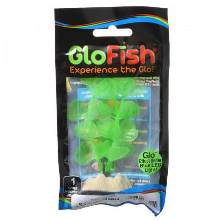 GloFish Aquarium Plant - Green alternate img #1