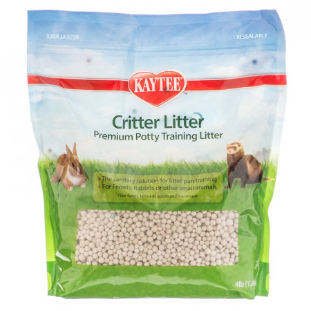 Kaytee Critter Litter - Premium Potty Training Pearls alternate img #1