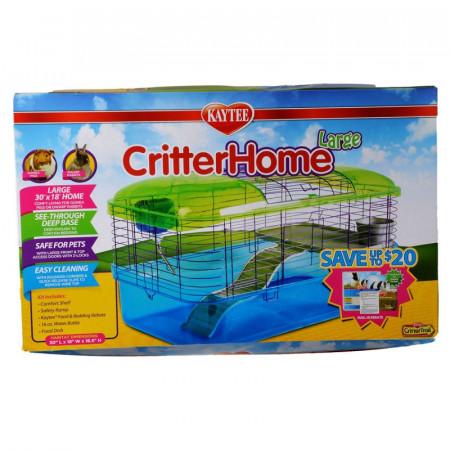 Kaytee CritterHome Small Pet Habitat alternate img #1