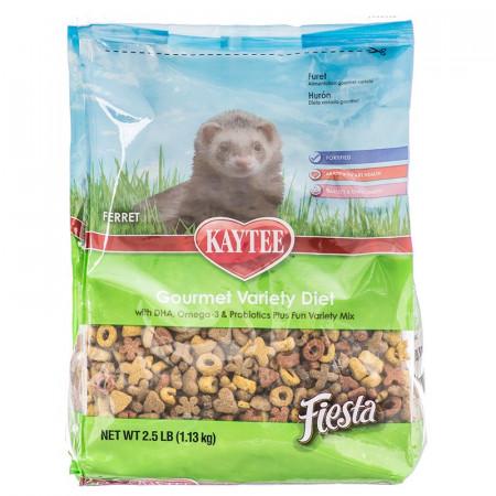 Kaytee Fiesta Ferret Food alternate img #1