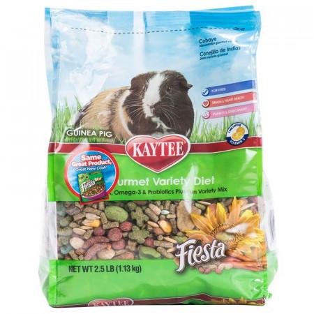 Kaytee Fiesta Gourmet Variety Diet for Guinea Pigs alternate img #1