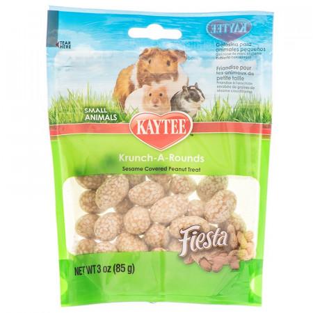 Kaytee Fiesta Krunch-A-Rounds Treat for Small Animals alternate img #1