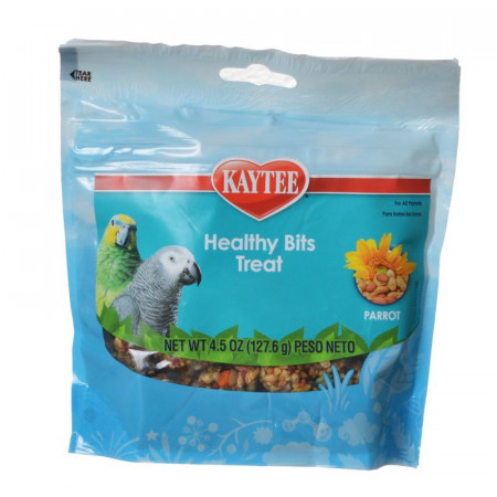 Kaytee Forti Diet Pro Health Healthy Bits Treats for Parrots & Macaws alternate img #1