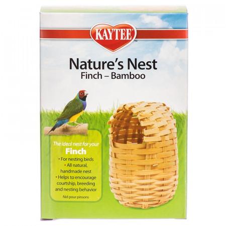 Kaytee Natures Nest Bamboo Finch Nest alternate img #1