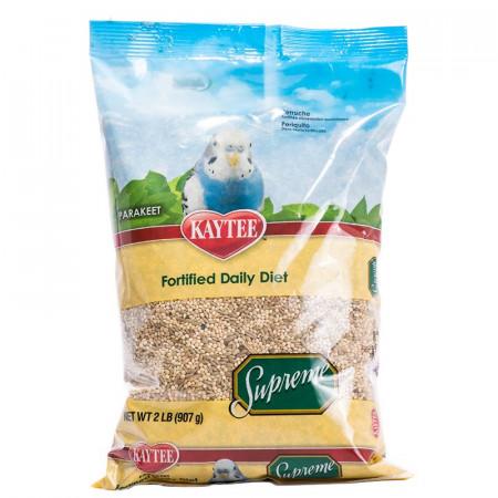 Kaytee Supreme Fortified Daily Diet Parakeet alternate img #1