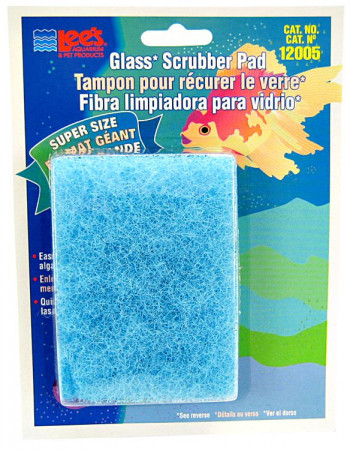 Lees Glass Scrubber Pad Super Size alternate img #1