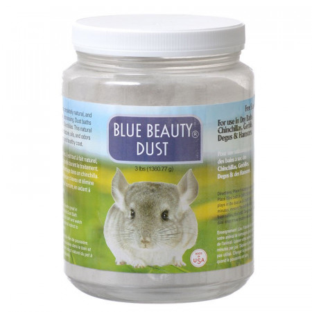 Lixit Blue Beauty Dust for Chinchillas alternate img #1