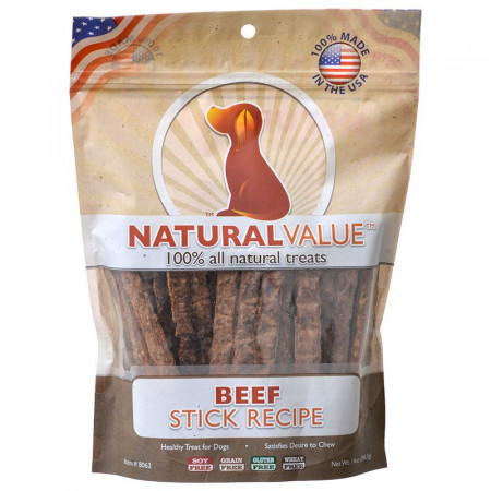Loving Pets Natural Value Beef Stick Recipe alternate img #1
