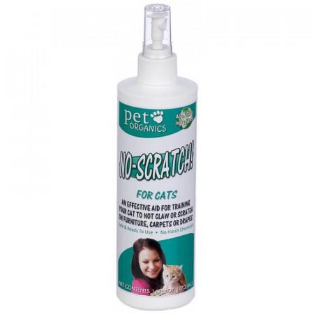 Pet Organics No Scratch Spray for Cats alternate img #2
