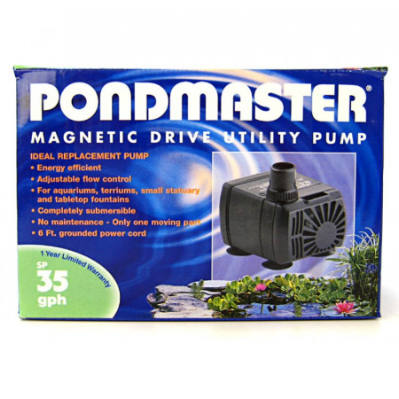 Pondmaster Pond-Mag Magnetic Drive Water Pump alternate img #1