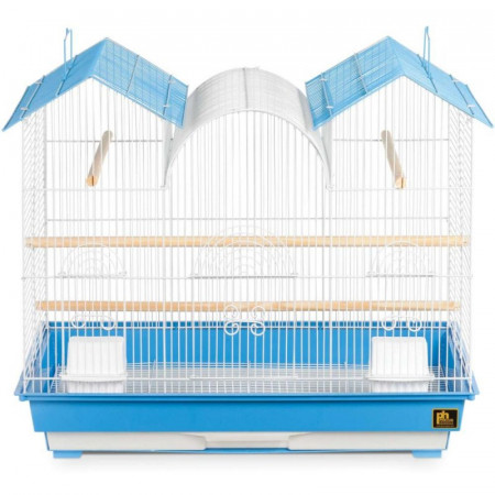 Prevue Triple Roof Bird Cage - Assorted Colors alternate img #1