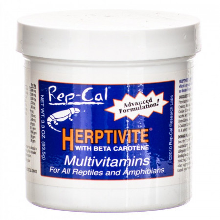 Rep Cal Herptivite with Beta Carotene Multivitamin alternate img #1