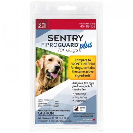 Sentry Fiproguard Plus IGR for Large Dogs alternate img #1