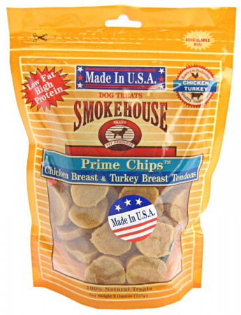 Smokehouse Prime Chips - Chicken & Turkey alternate img #1