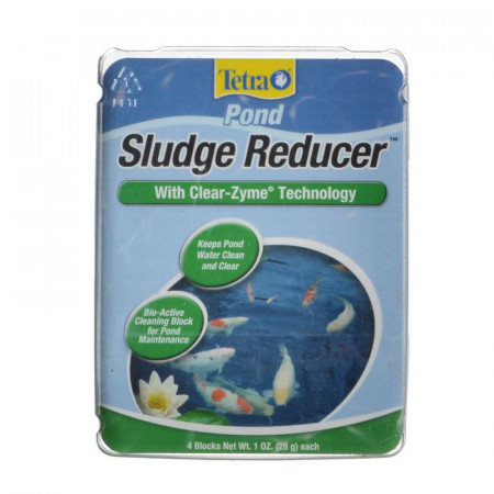 Tetra Pond Sludge Reducer with Clear-Zyme Technology alternate img #1