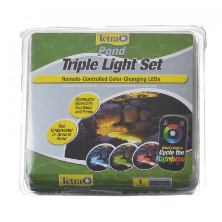 Tetra Pond Triple LED Light Set alternate img #1