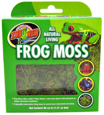 Zoo Med All Natural Living Frog Moss alternate img #1