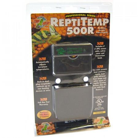 Zoo Med Reptitemp 500r Remote Sensor Thermometer