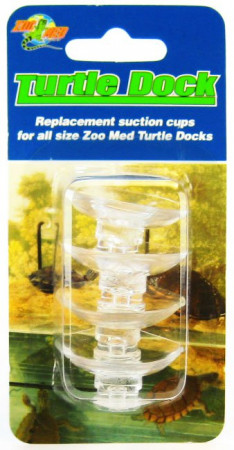 Zoo Med Turtle Dock Replacement Suction Cups alternate img #1