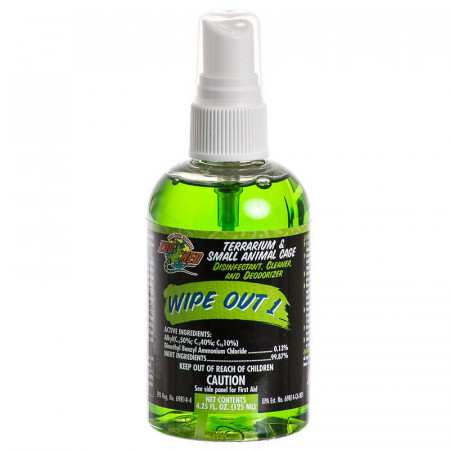 Zoo Med Wipe Out 1 Terrarium Cleaner, Disinfectant & Deodorizer alternate img #1