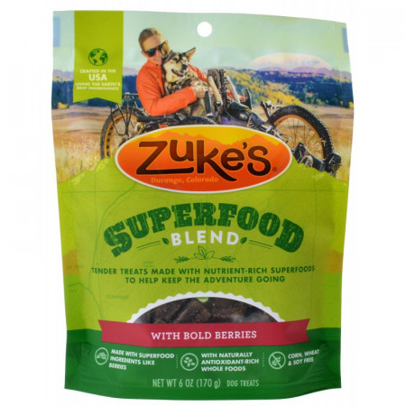 Zukes Superfood Blend with Bold Berries alternate img #1