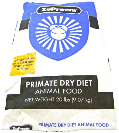 ZuPreem Primate Dry Diet alternate img #1
