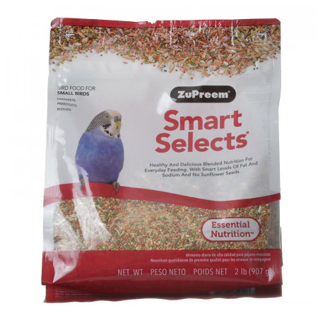ZuPreem Smart Selects Bird Food for Small Birds alternate img #1