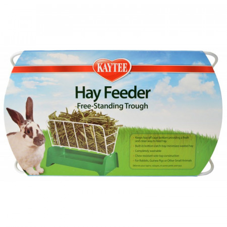 Kaytee Hay Feeder Free-Standing Trough alternate img #1