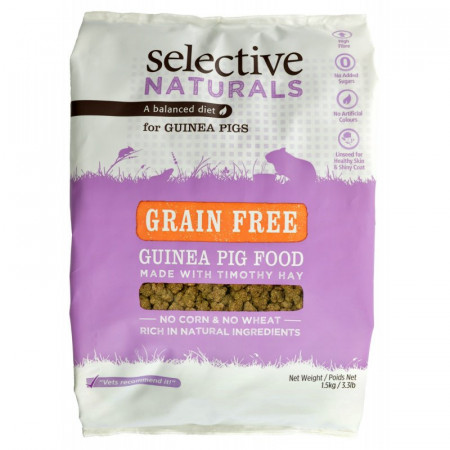 Supreme Selective Naturals Grain Free Guinea Pig Food alternate img #1